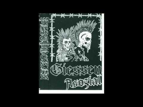 Pestpocken - Giessen Asozial [Full MC/1997]