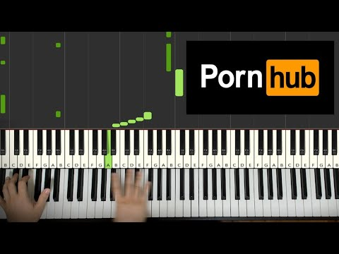 Pornhub Intro (Piano Tutorial Lesson)
