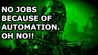 Automation will destroy ALL jobs. And that's a good thing! [2019]