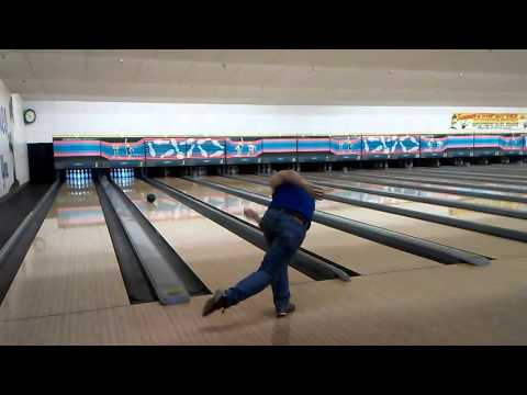 Bowling at pacific lanes