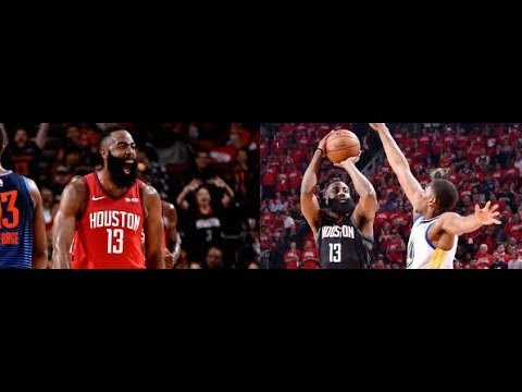 fc8481f15636 James Harden s very last shot misses as Rockets fall to Thunder ...