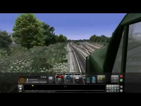 I Get to drive a Class 37 on Freight....... Train sim 2013.. Thrashtasic!!!!!!!!!  