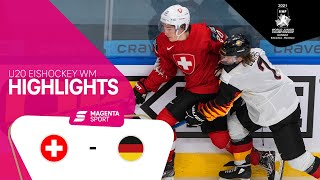 31.12.2020, u20 wm, 4. spieltag. die deb-auswahl setzt sich in einem eishockey-krimi mit 5:4 gegen schweiz durch. obwohl tobias abstreiters team nach zwe...
