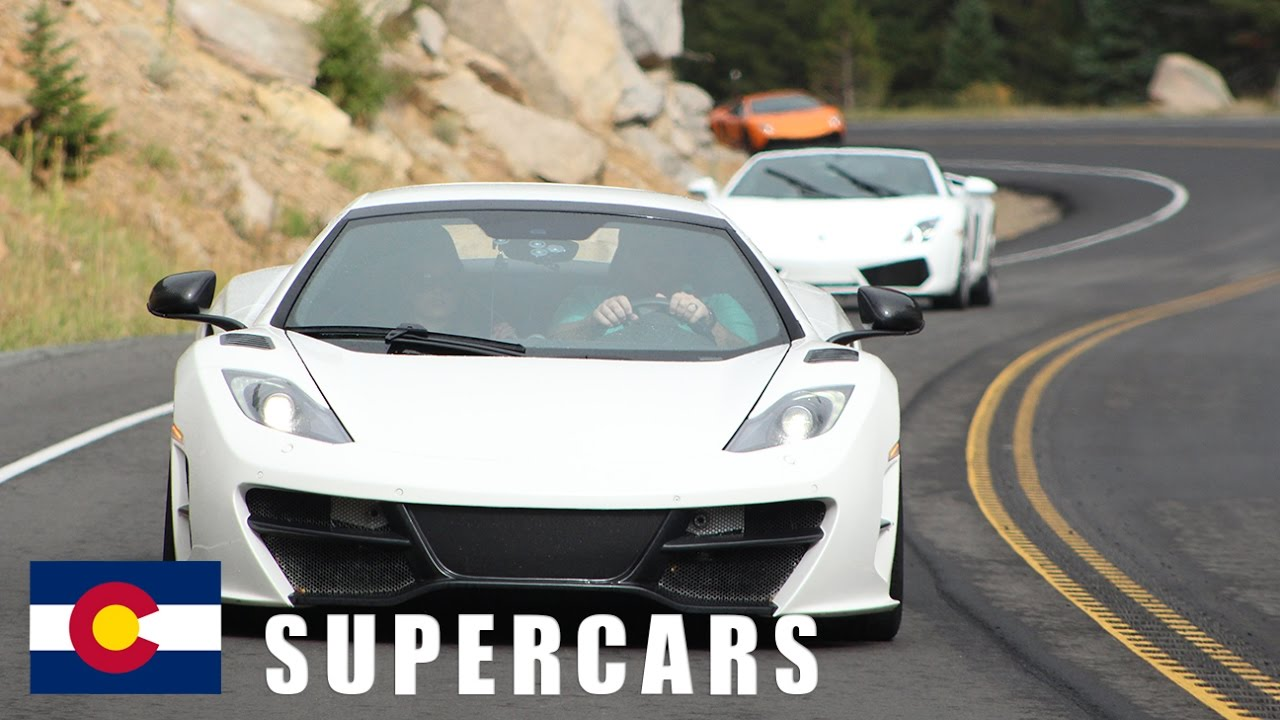 first-supercar-tour-to-golden-colorado-summer-2013