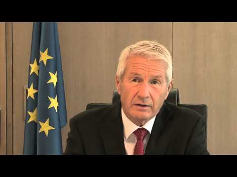 Hate speech: Interview with Thorbjørn Jagland, Secretary Gen