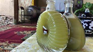 Вкусный Узбекистан! Как делают Гураоб! Национальная подливка соус!
