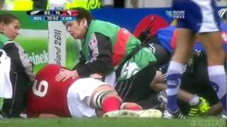 Huge Rugby Hits - World Cup Edition