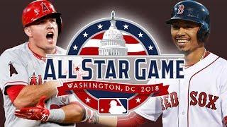 2018 MLB ALL STAR GAME STARTER PREDICTIONS