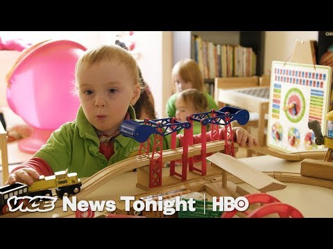 This 'Airbnb For Pre-k' Is Trying To Fix Early Childhood Education (HBO)