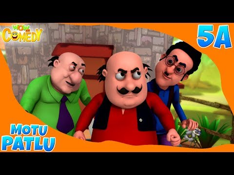 motu-patlu-2019-|-cartoon-in-hindi-|-animal-instinct-|3d-animated-cartoon-for-kids