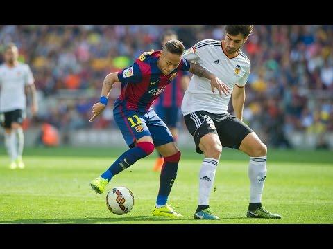 Neymar Jr: Top 5 tricks with FC Barcelona