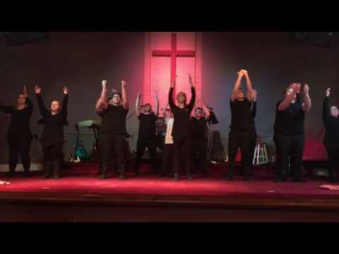 Reach Student Ministries drama I Surrender