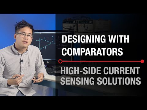 How To Design High-side Current Sensing Solutions Using Comparators