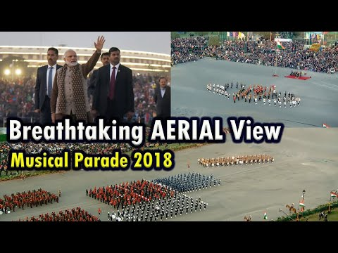 Beating the Retreat 2018