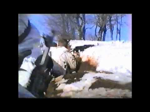 """HVO brigada Rama operacija """"TVIGI 94"""" iz pravca Uzdola"""