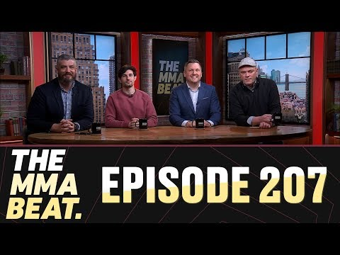 The MMA Beat: Episode 207 – MMA Fighting
