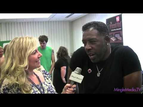 Ernie Hudson at GBK MTV Movie Awards 2011 Gifting Lounge