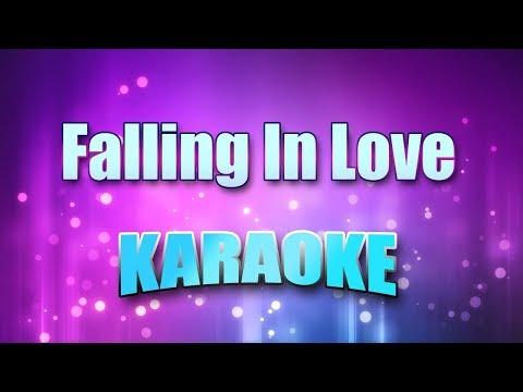 Hamilton, Joe Frank  & Reynolds - Falling In Love (Karaoke & Lyrics)