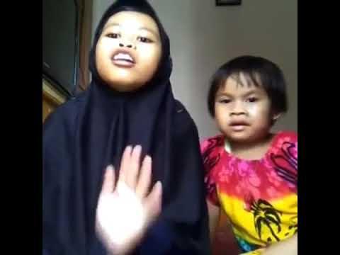 Lagu Abdullah Kaget suara Petir