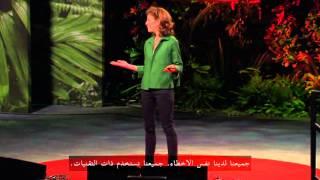 باميلا ميير: كيف تكتشف الكذاب TED