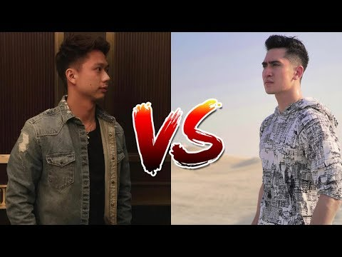 kevin sanjaya VS Verrel Bramasta ★ Siapa yang paling ganteng & paling populer di Indonesia??
