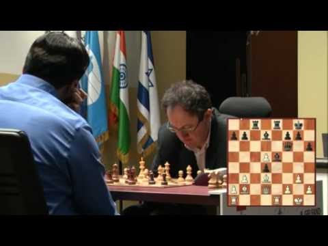 World Chess Championship Match 2012. Tie-break