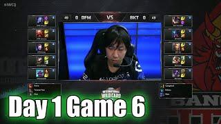 DetonatioN FocusMe vs Bangkok Titans | Day 1 Game 6 IWCT Turkey 2015 - DFM vs BKT D1G6 Japan vs SEA