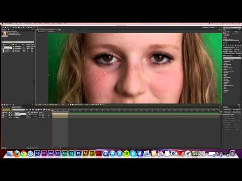 After Effects CS6  Creating Advanced Annoying Orange Effect