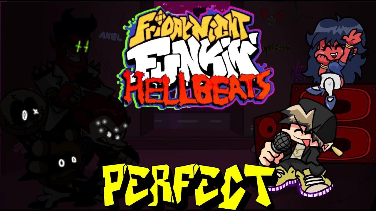 Friday Night Funkin' - Perfect Combo - HELLBEATS Mod + Cutscenes & Extras [HARD]