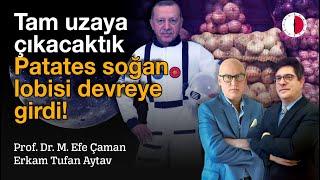 UZAYA ÇIKACAKKEN PATATESTEN OLDUK! #YazıklarOlsun #Erdoğan #patates #soğan #128MilyarDolarNerede
