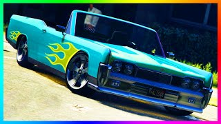 "GTA 5 Online DLC Idea - ""West Coast Update"" With Lowrider Cars, Gangster Clothing & MORE! (GTA 5)"
