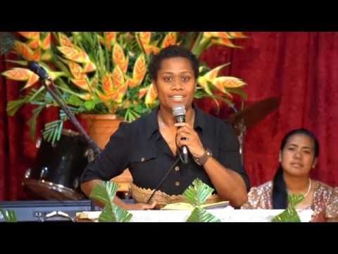 Sani Buna Sogotubu Testimony & Sing Faithful to Me - 7.9.2016