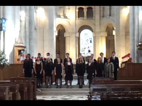 Belfast Cathedral Choir - Christopher Boodle - 'In Quires And Places...' No. 28