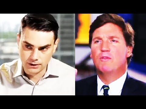 Ben Shapiro & Tucker Carlson Compete for Dumbest Take of Day