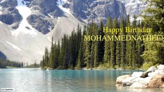 MohammedNatheer   Birthday   Nature