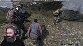 DayZ | Xbox | I was taken hostage!