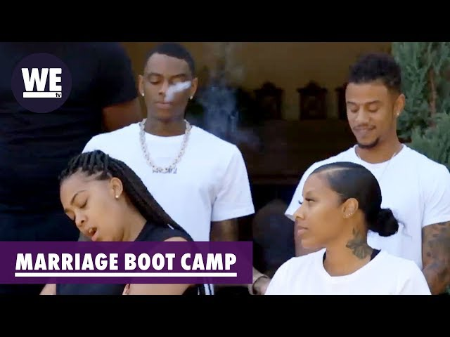 Most of You Are High As a Kite! Sneak Peek | Marriage Boot Camp: Hip Hop Edition
