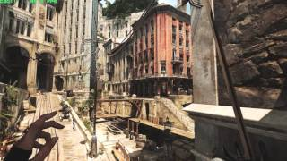 Dishonored 2 - short 1440p Framerate Check, 6700k + 980 Ti