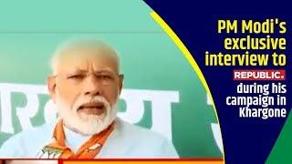 PM Modi's exclusive interview to Republic TV