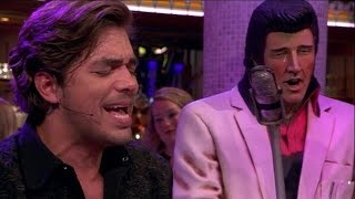 Waylon covert Elvis - RTL LATE NIGHT
