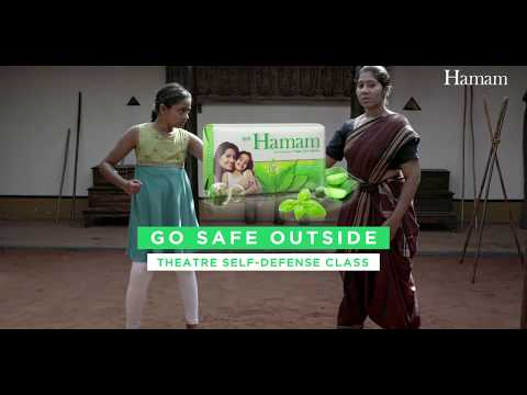 Hamam: Theatre Self-Defense Class #GoSafeOutside