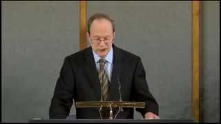 Drawing the Message from the Bible 1  -  Dr. Peter Masters