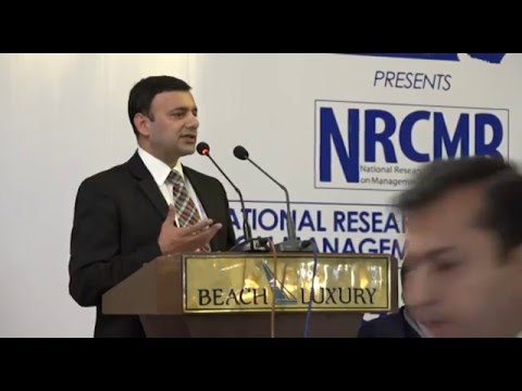 SZABIST (NRCMB) National Research Conference on Management and Business Dec 15, 2015
