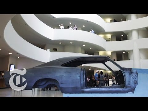 Arts: Guggenheim Museum Turns 50 | The New York Times