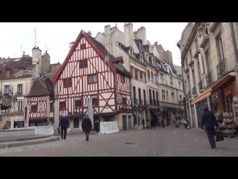 Dijon, la ville aux cent clochers