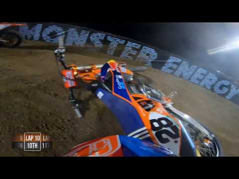 2018 Monster Energy Cup | GoPro Onboard