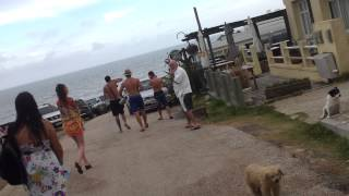 RoadTrip Uruguay . La Pedrera . Camino a la Playa del Barco 3