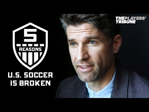 Kyle Martino's 5 Reasons U.S. Soccer is Broken