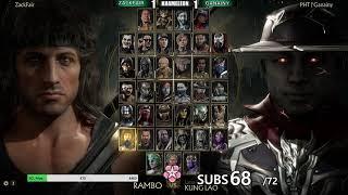 Mortal Kombat 11 Khameleon 2021   Full Tournament! TOP + Finals