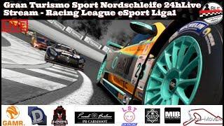 Gran Turismo Sport Liga - Nordschleife 24h Finale Racing League eSports Motorsport Liga 1